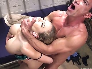 BDSM, Beauty, Bondage, Horny, Kagney Linn Karter, Rough, Stud,