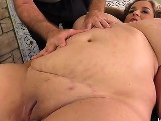 BBW, Big Tits, Massage, Mature, Vibrator,