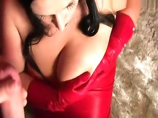 Amateur, Balls, Big Tits, Blowjob, Cum, German, Gloves, Handjob, Leather, Mature,