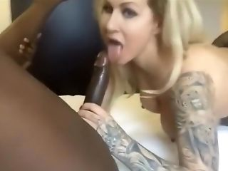 Big Black Cock, Big Cock, Black, Blonde, Blowjob, Brunette, Couple, Creampie, Interracial,