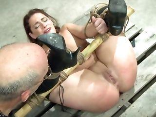 BDSM, Bondage, Fetish, MILF, Redhead, Torture,
