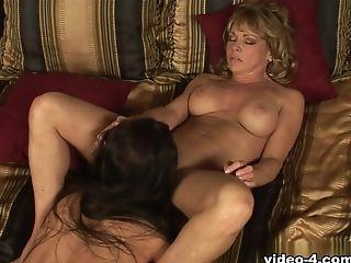 Alyssa Reece, Big Tits, Cunnilingus, Exotic, Lesbian, MILF, Pornstar, Shayla Laveaux,