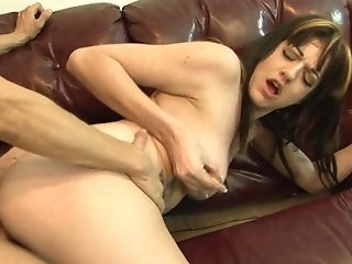 Blowjob, Brunette, College, Deepthroat, Dick, Facial, Fingering, Foreplay, Fucking, Hardcore,