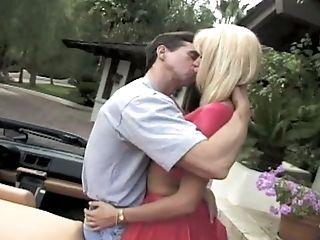 Ass Licking, Beauty, Big Tits, Blonde, Blowjob, Car, Cute, Deepthroat, Nature, Oral Sex,