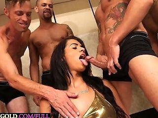 Big Tits, Gangbang, Group Sex, Latina, Shemale, Teen, Tranny,