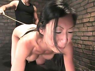 БДСМ, хардкор, Tia Ling,