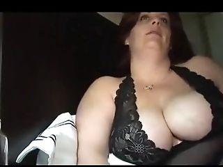 Amateur, Big Tits, Blowjob, Brunette, Mature,