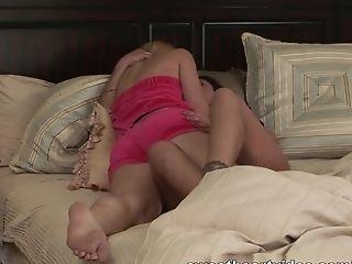 Stupendo, Hd, Lesbica, Pornostar, Samantha Ryan,