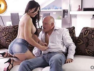 Anal Sex, Ass, Ass Fucking, Babe, Big Tits, Blowjob, Brunette, Cowgirl, Cuckold, Cute,