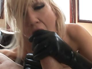 Alana Evans, Big Natural Tits, Blonde, Blowjob, Bold, Couple, Cum, Cum In Mouth, Cumshot, Cute,