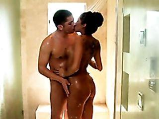 Bathroom, Beauty, Big Tits, Cute, Exotic, Handjob, Horny, Kayla Carrera, Kinky, Massage,