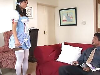 Blowjob, Brunette, Cumshot, Cunnilingus, Facial, Old And Young, Pornstar,