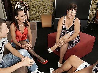 Dick, Mature, Rough, Slut,