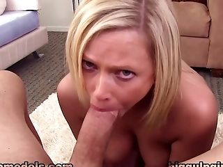 Anna Joy, Boquete, Engolir Esperma, Ejaculação , Estrela Pornô, Pov,