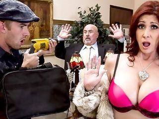 Anal Sex, Big Tits, Blowjob, British, HD, MILF, Natural Tits, POV, Tiffany Mynx,