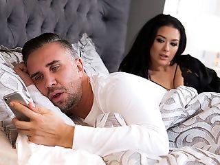 Amazing, Babe, Big Cock, Big Tits, Brunette, Caucasian, Natural Tits, Piercing, Pornstar, Reality,