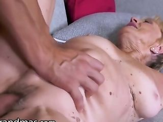Big Cock, Blonde, Fucking, GILF, Granny, HD, MILF, Old And Young,