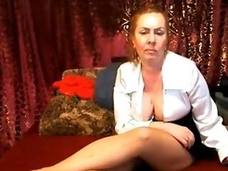 Amazing, Feet, Masturbation, Mature, Webcam,