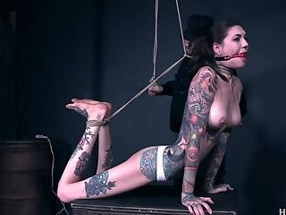 Abuse, Babe, BDSM, Bondage, Dungeon, Fetish, Skinny, Slut, Submissive, Torture,